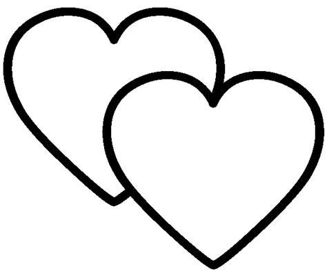 imagenes de 2 corazones unidos ba 250 da web cora 231 245 es desenhos para imprimir e colorir