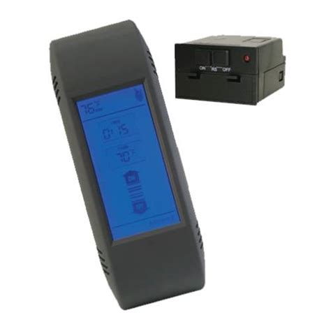 on universal lcd display touch screen remote tsst