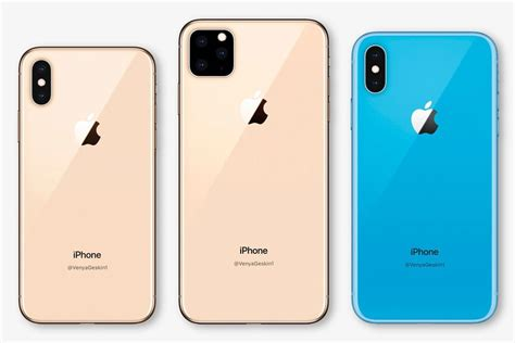 new iphone 2019 apple iphone xi max will lead three new iphones in 2019