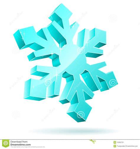 Kertas Cliparts Snow White Design 4pcs 3d snowflake stock image image 12262751