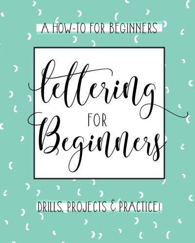 lettering workbook a premium beginner s practice lettering book introduction to lettering modern calligraphy books bohemian book club lettering for beginners a creative