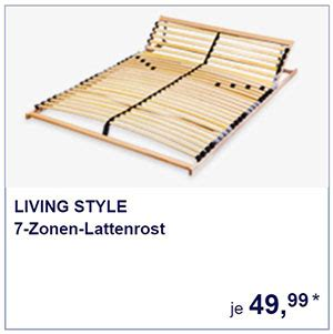 Aldi Lattenrost 140 by Aldi Living 7 Zonen Lattenrost 90x200 140x200 180x200 Cm