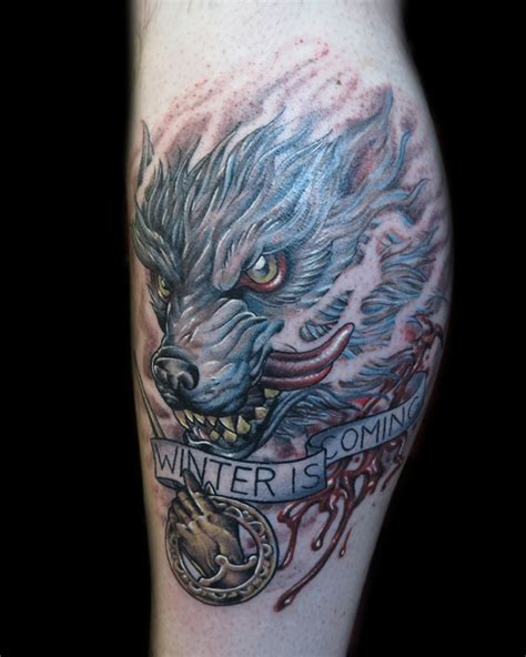 Of Thrones Stark Winter Is Coming Oppo Neo 7 A33 Casing Premi tattoos to wear year polar pin up guff