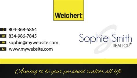 weichert business card template weichert realtors business cards 23 weichert business