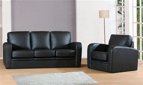 Leather Sofa For Office China Black Office Leather Sofa Es8039 China Livingroom Furniture Leather Sofa