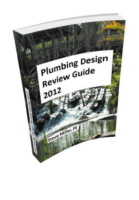 Plumbing Design Review Guide 2012