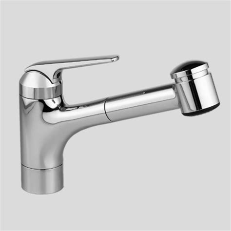 Kwc Domo Kitchen Faucet Parts by Kwc 10 061 033 000 Domo Single Handle Pull Out 9