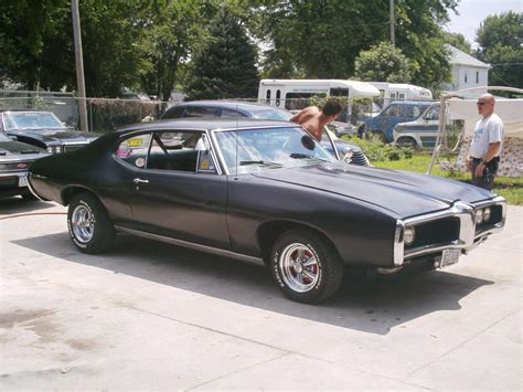 ctron74 1968 pontiac lemans specs photos modification