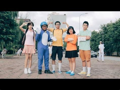 film pendek doraemon versi vietnam inilah dia wajah sizuka bersama nobita watak kartun