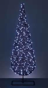 christmas lights christmas tree contemporary white