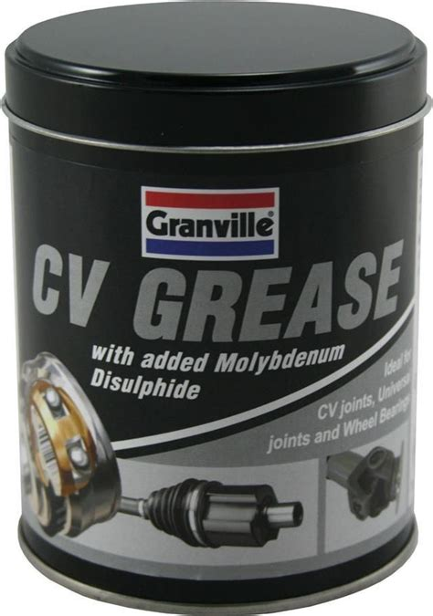 granville cv grease moly lithium lubricant joints wheel