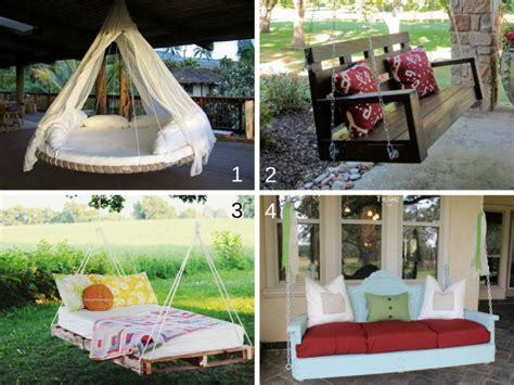 porch swing bed diy do it yourself outdoor furniture part 1 seating