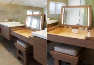 bathroom vanities with dressing table beautiful vanity dressing tables adding chic to modern