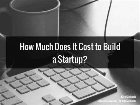 how much does it cost to built in bookshelves how much does it cost to build a startup