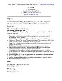 what is a resume objective sample resume example 6 administrative resume objective part of resume berathen com