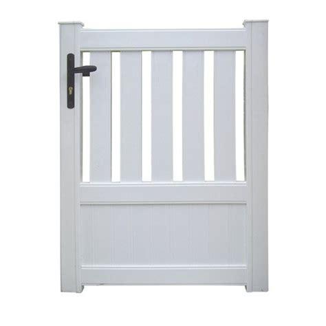 leroy merlin portillon jardin 2190 portillon aluminium bois fer pvc leroy merlin
