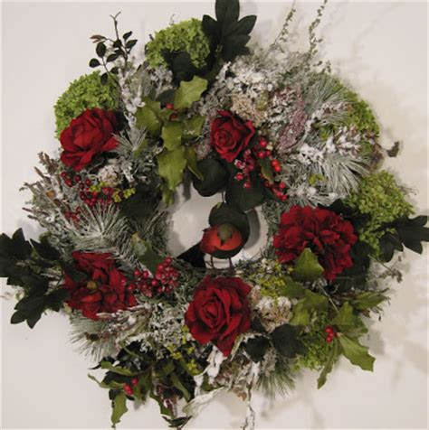 From The Garden Dried Flowers From The Summer S Garden Maintain Your Dried Flower Wreath