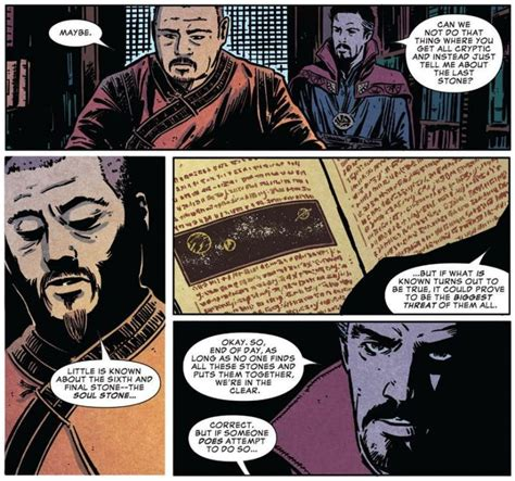 Avengers Infinity War Comic Offers Insight Into Black