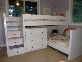 toddler bunk beds that turn the bedroom into a playground - Toddler Bunk Beds With Stairs