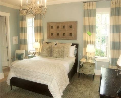 curtains for master bedroom aqua white stripe curtains master bedroom pinterest