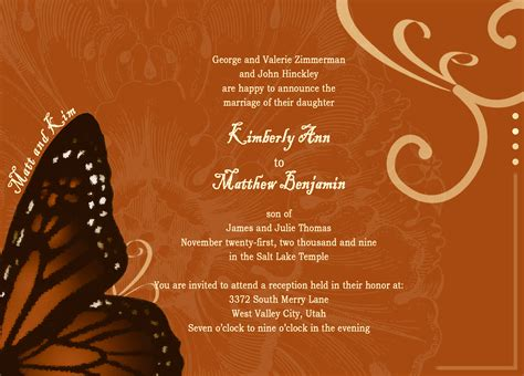Wedding Invitation Card Pictures by Marriage Wedding Cards Pictures Wedding Invitation Ideas