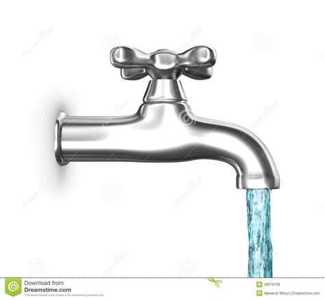 What Is Water Faucet by Running Water Clipart Clipart Suggest