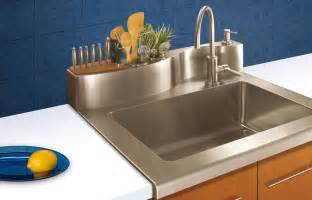 amazing Kitchen Sinks And Faucets Designs #7: Julien-Worktop-sink.jpg