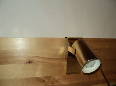 clip on headboard reading light tiny brass headboard light hook on reading light art light