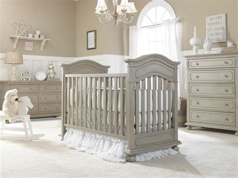 Baby Furniture Grey by Naples Traditional Crib Baby Furniture By Dolce Babi