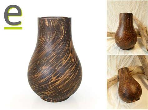 vaso etnico vaso etnico in legno di mango modello quot oule quot