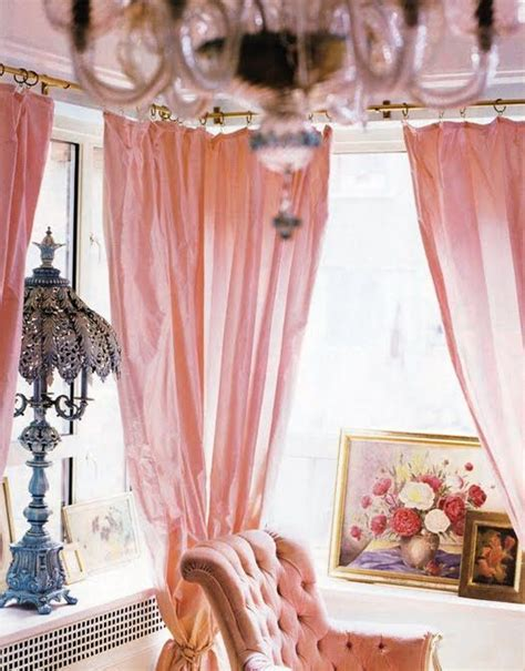 pink silk curtains drapes 53 best images about dream dressing rooms on pinterest