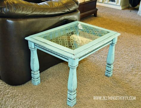 Glass Tops For Furniture by Add Character To Glass Furniture The Easy Way