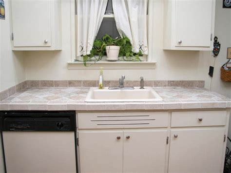Installing Tile Countertops by Installing A Tile Countertop Hgtv