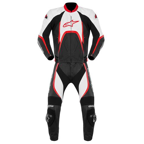 motorcycle suit alpinestars orbiter 2 leather motorcycle suit