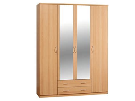 4 door wardrobes four door wardrobes modern