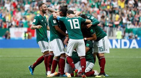 mexico vs germany last match result fifa world cup 2018 germany vs mexico highlights mexico