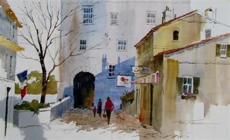 tony couch artist georgia watercolor artists