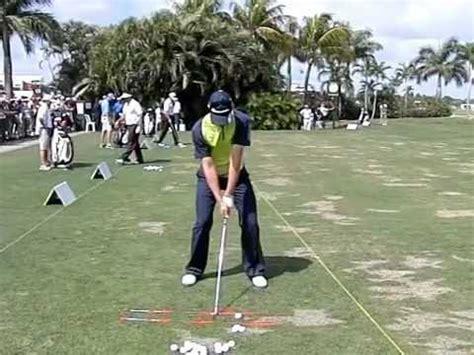 justin rose golf swing slow motion 00 24