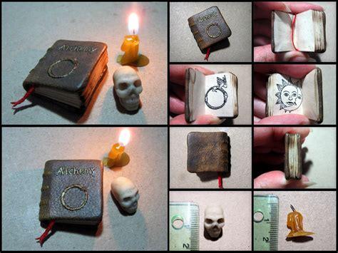 Handmade Books For Sale - alchemy book by maylar on deviantart