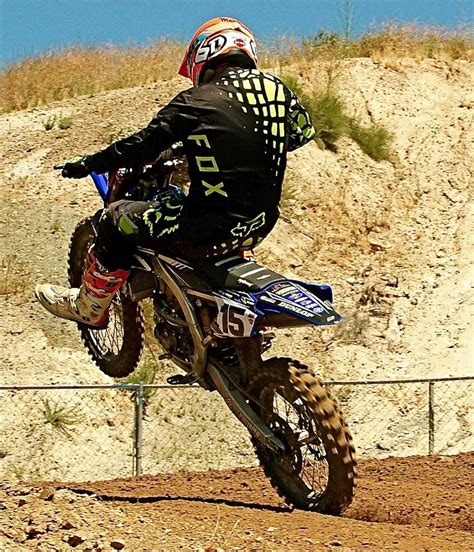 is there a motocross race today rem race report there s a first time for everything