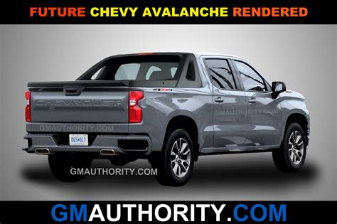 Future 2020 Chevrolet by 2020 Chevy Avalanche Price Chevrolet Review Release