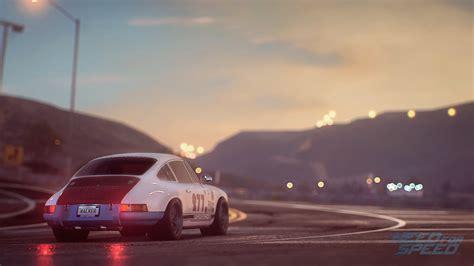 porsche nfs 2015 need for speed 2015 magnus walker porsche video games