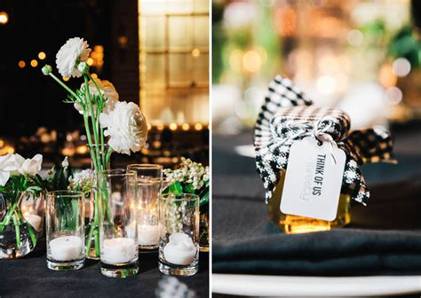 Wedding Favors Downtown Los Angeles by A Cozy Wedding In Downtown Los Angeles Kelsey
