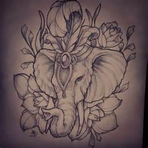best 25 thai elephant tattoo ideas on pinterest