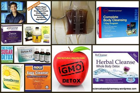 Detox Myths by The Detox Myth What Your Alternative Health Provider Isn