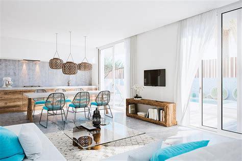 3d Interior Design by Render Y Arquitectura 3d Renders Interiores Viviendas El