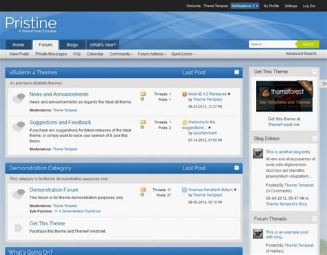 Forum Templates Themes Free Premium Free Premium Templates Forum Website Template