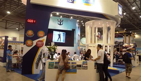 strong cruise result  south east asian travel show