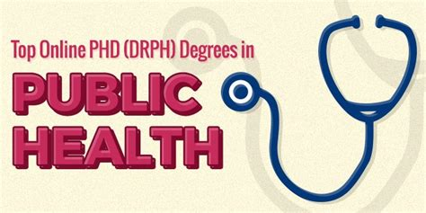 Top Doctoral Programs In Business 5 by Top Phd Drph Degrees In Health
