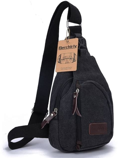 Tas Backpacktas Backpacker Daypack Consinaconsina Daypack 20 tas selempang kasual bahan canvas black jakartanotebook